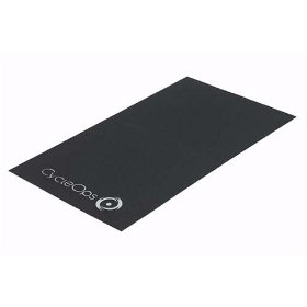Training Mat for Indoor Bicycle Trainers
