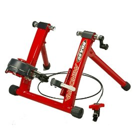 Minoura RDA80 Rim Drive Bicycle Trainer with Remote